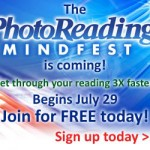 Read Three Times Faster with PhotoReading Mindfest